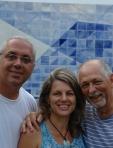 Diretoria da ANP no curso do Rio de Janeiro com Raul Cânovas e João Jadão