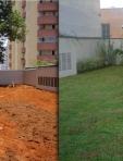 Construtora Santo Agostinho - Antes e depois 1